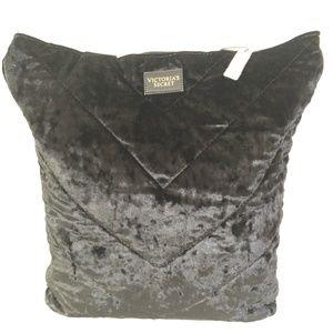 Victoria's Secret Crushed Velvet Weekend Bag